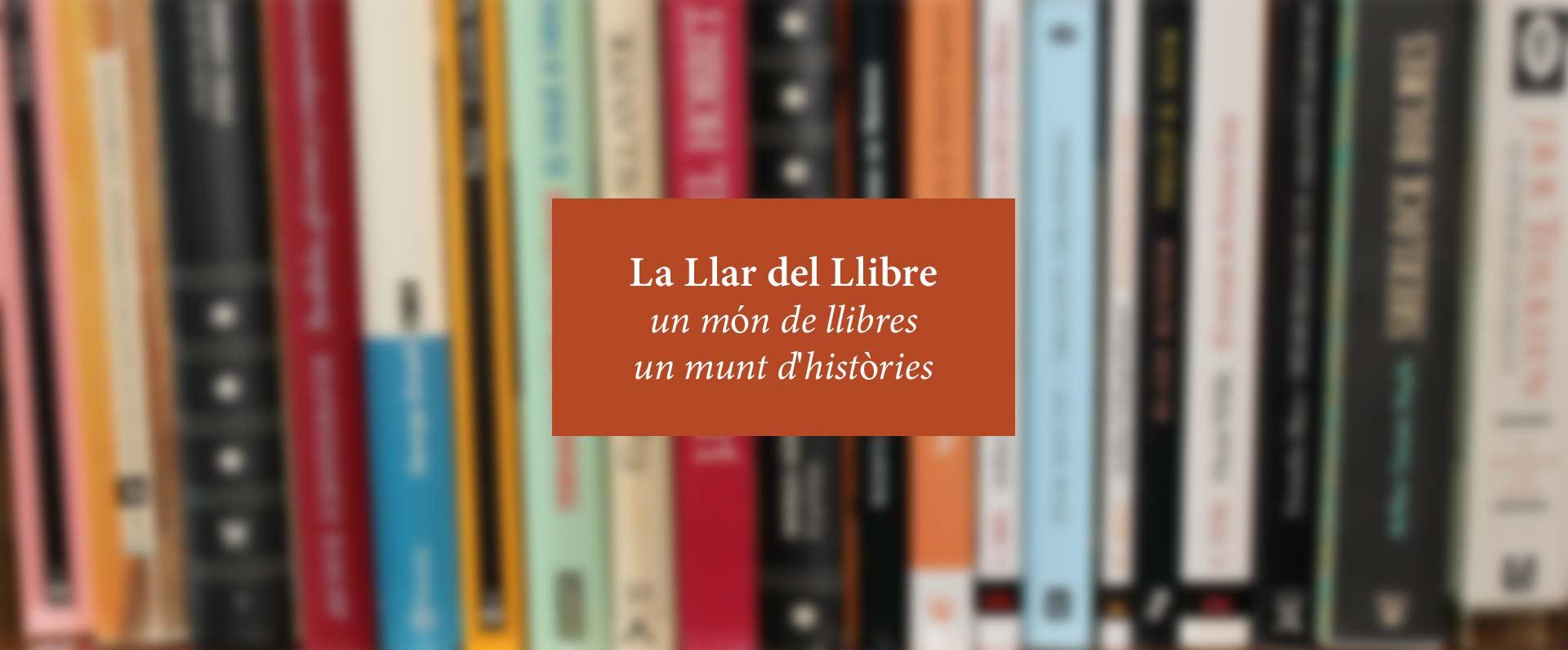 Un món de llibres, un munt d'històries.