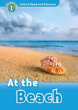 AT THE BEACH (MP3 PACK) OXFORD READ AND DISCOVER 1