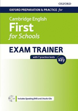 ENGLISH FIRST FOR SCHOOL STUDENT'S BOOK WITH KEY (PACK)
