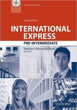 INTERNATIONAL EXPRESS PRE-INTERMEDIATE TEACHER'S BOOK (3 ED.)RESOURCE BOOK WITH DVD