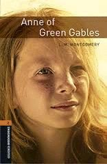 ANNE OF GREEN GLABLES (WITH AUDIO DOWNLOAD)BOOKWORMS-2