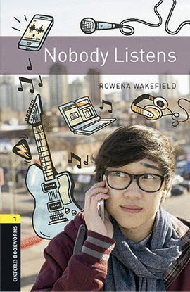 NOBODY LISTENS (MP3 PACK) BOOKWORMS-1