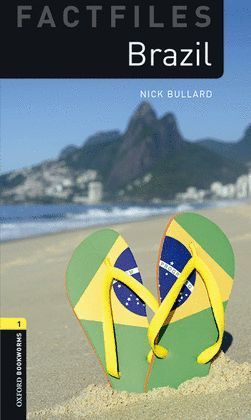 BRAZIL (MP3 PACK) BOOKWORMS FACTFILES-1