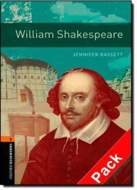 WILLIAM SHAKESPEARE (MP3 PACK) BOOKWORMS-2