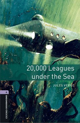 TWENTY THOUSAND LEAGUES UNDER THE SEA (MP3 PACK) BOOKWORMS-4