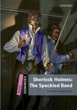SHERLOCK HOLMES: ADVENTURE SPECKLED BAND (MP3 PACK) DOMINOES STARTER