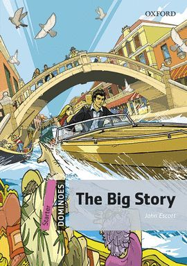BIG STORY, THE (+MP3 PACK) DOMINOES STARTER