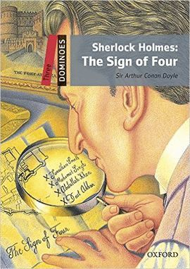 SHERLOCK HOLMES: THE SIGN OF FOUR (WITH AUDIO DOWNLOAD)