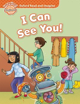 I CAN SEE YOU (+MP3 PACK) COL. READ AND IMAGINE BEGINNER