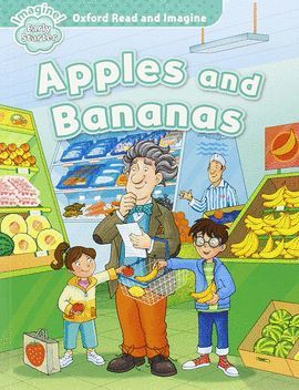 APPLES AND BANANAS (MP3 PACK) OXFORD READ AND IMAGINE EARLY START