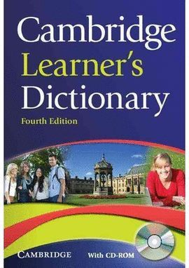 CAMBRIDGE LEARNER'S DICTIONARY WITH CD-ROM  ( RÚSTICA )