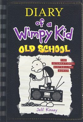 DIARY OF A WIMPY KID Nº 10 OLD SCHOOL