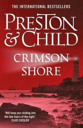 THE CRIMSON SHORE AGENT PENDERGAST 15