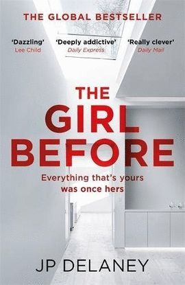 GIRL BEFORE, THE