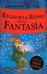 REGRESO AL REINO DE LA FANTASIA (CARTONE)