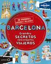 BARCELONA. MI PRIMERA LONELY PLANET...