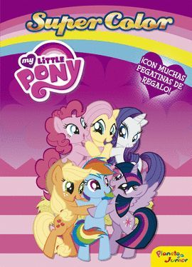 MY LITTLE PONY - SUPERCOLOR