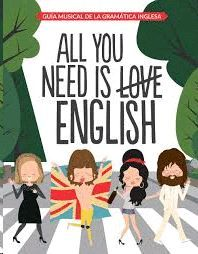ALL YOU NEED IS ENGLISH (PACK LIBRO + 4 IMANES)