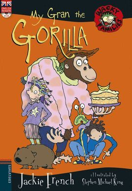 GRAN THE GORILLA, MY  (+ CD)
