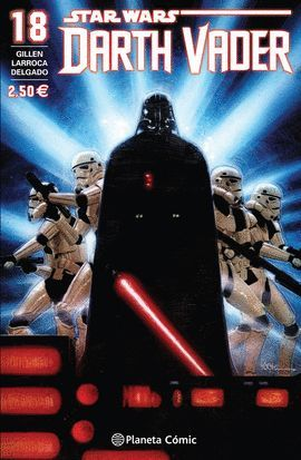 STAR WARS: DARTH VADER 18