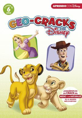 GEO - CRACKS CON DISNEY