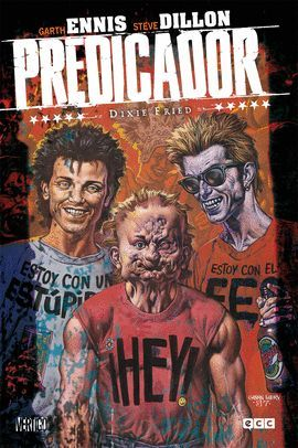 PREDICADOR VOL. 05 - DIXIE FRIED
