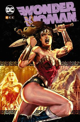 WONDER WOMAN: COLECCIONABLE SEMANAL 01
