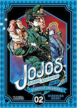 STARDUST CRUSADERS VOL 2