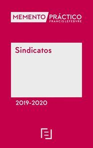 MEMENTO SINDICATOS 2019-2020