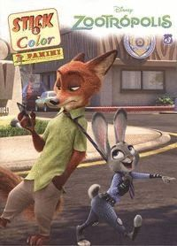ZOOTROPOLIS.(STICK & COLOR)