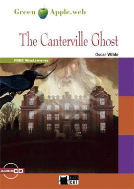 CANTERVILLE GHOST, THE +CD (GREEN APPLE)