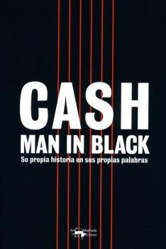 CASH. MAN IN BLACK