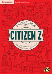 CITIZEN Z UPP-INTERMEDIATE B2 STUDENT'S BOOK AUGMENTED REALITY