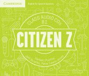 CITIZEN Z PRE-INTERMEDIATE B1 CLASS AUDIO CD (4)