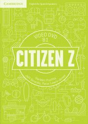 CITIZEN Z B1 VIDEO DVD