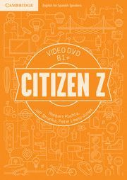CITIZEN INTERMEDIATE B1+ VIDEO DVD