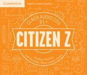 CITIZEN Z INTERMEDIATE B1+ CLASS AUDIO CD