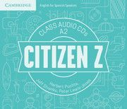 CITIZEN Z ELEMENTARY A2 CLASS AUDIO CD (4)