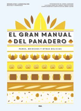 GRAN MANUAL DEL PANADERO, EL