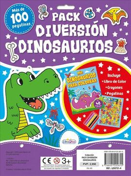 DINOSAURIOS (PACK DIVERSION)