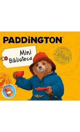 MINI BIBLIOTECA PADDINGTON