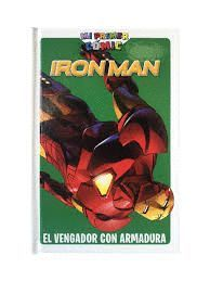 IRON MAN. MI PRIMER COMIC