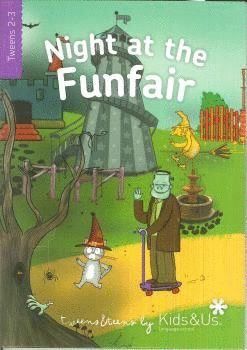 NIGHT AT THE FUNFAIR A2 (LEVE 2 & 3)