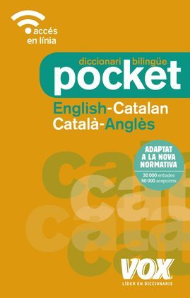 DICCIONARI POCKET ENGLISH-CATALAN / CATALÀ-ANGLÈS