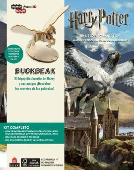 BUCKBEAK - INCREDIBUILDS HARRY POTTER