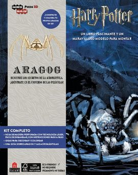 ARAGOG - INCREDIBUILDS HARRY POTTER