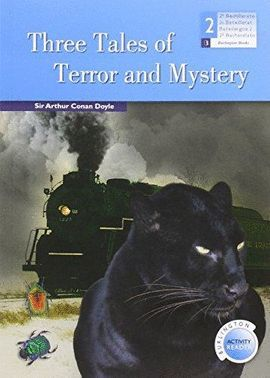 THREE TALES OF TERROR AND MYSTERY (2 BACHILLERATO)