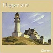 CALENDAR 2019 HOPPER