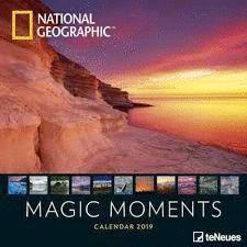 CALENDAR 2019 MAGIC MOMENTS