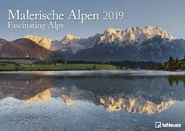 CALENDAR 2019 FASCINATING ALPS / MALERISCHE ALPEN